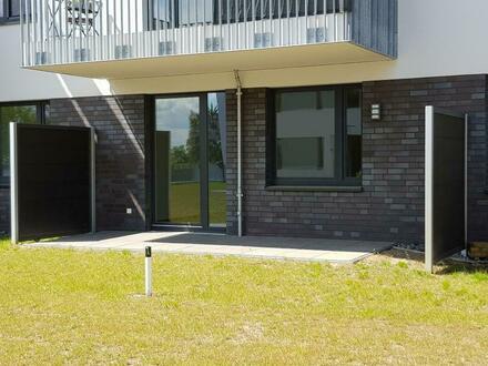 Familienfreundliche 3 Zimmerwohnung mit Terrasse im Neubaugebiet Geesthacht/Elbterrassen