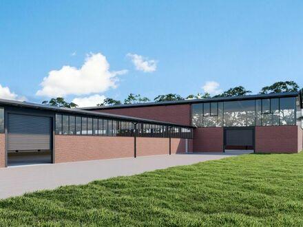 Lagerfläche auf revitalisiertem Gewerbeareal in Winsen (Luhe) zu mieten