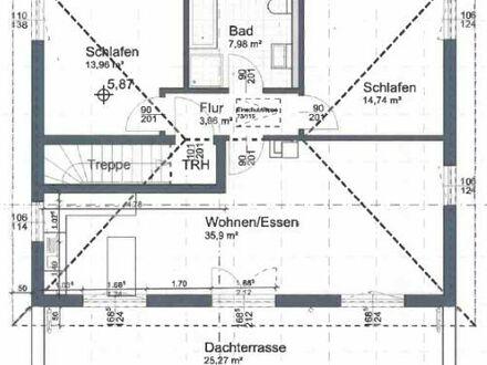 Penthousewohnung mit Dachterrasse