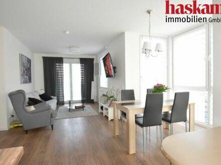 Schöne 3 Zimmer-Obergeschosswohnung mit Balkon sowie Tiefgaragenstellplatz in Vechta