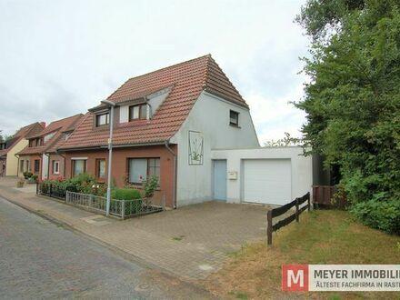 Ältere Doppelhaushälfte mit viel Platz (Objekt-Nr.: 5768)