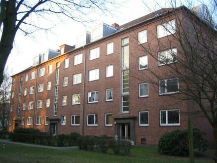 Schöne 2,5 Zimmerwohnung in Hamburg-Uhlenhorst
