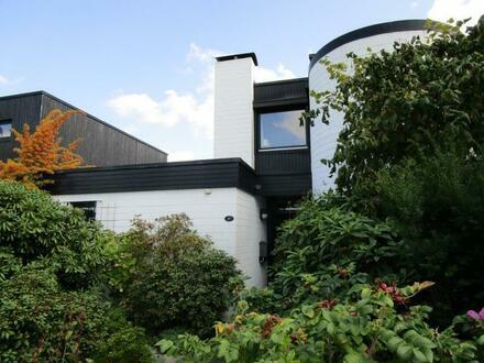 Schönes helles Atrium-Haus zum Wohlfühlen