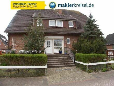Gepflegte Oberwohnung in einem Mehrfamilienhaus auf Baltrum!