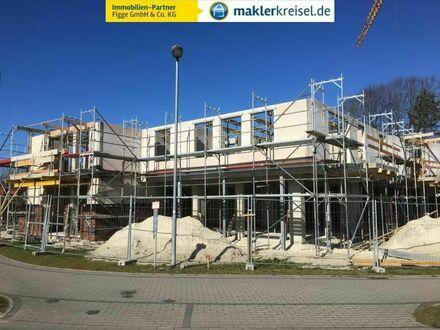 Neubau: Attraktive Dachgeschosswohnung mit Aufzug (barrierefrei) direkt in Esens!