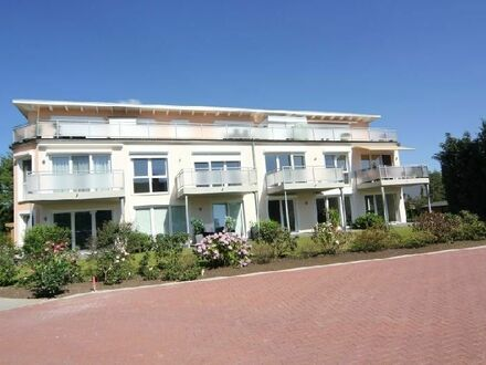 3 Zimmer-Komfort-Neubau-Wohnung mit großer Dachterrasse