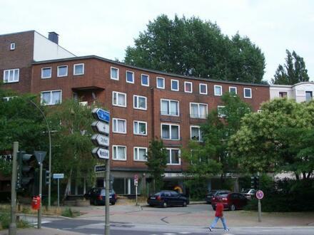 Super 1 Zimmer-Appartement in Hamburg-Horn, nähe U-Bahn Horner Rennbahn und EKZ