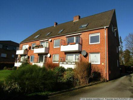 Helle 2,5 Zimmer-Dachgeschosswohnung in ruhiger Wohnanlage