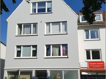 Anlage! Walle / 2 Zimmer Wohnung mit EBK, Balkon und Keller, komplett saniert und gut vermietet