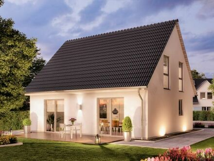 Neubau Einfamilienhaus mit 133 m²  Wir bauen dort, wo Sie leben möchten