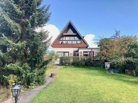 Reserviert - Ideal für Handwerker: Einfamilienhaus mit 2 Einliegerwohnungen, Bad Malente - ruhige Lage