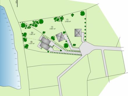 Dörpstede Villengrundstück 11 in Großhansdorf