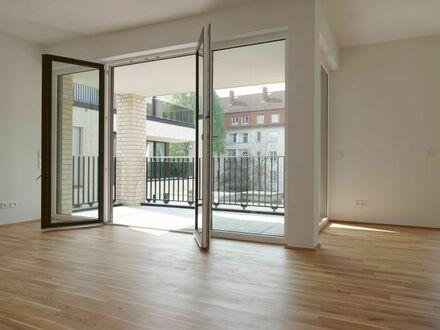 Erstbezug! Ansprechende & großzügige 3-Zimmer-Wohnung mit exkl. Ausstattung in Bestlage