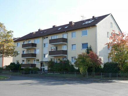 Helle & freundliche 2-Zimmer-Eigentumswohnung mit sonnigem Balkon in guter Lage