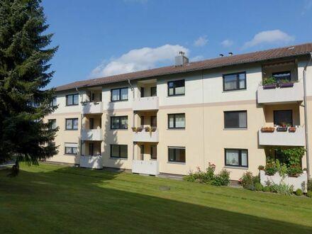 Nähe Waldsee & TU: Helle + großzügige 3-Zimmer-Wohnung mit sonnigem Balkon