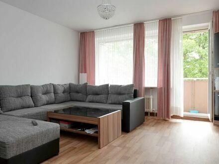 Gut geschnittene & helle 3-Zimmer-Wohnung (vermietet) mit sonnigem Balkon in zentraler Lage