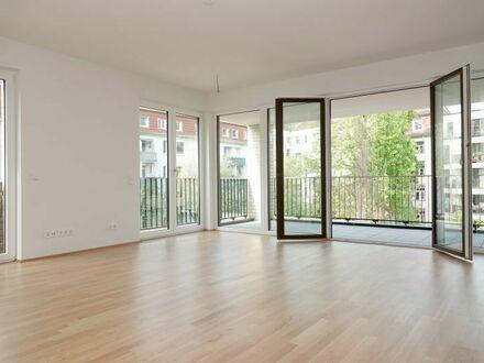 Erstbezug! Moderne & stilvolle 3-Zimmer-Wohnung mit viel Platz in Bestlage