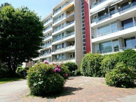 Für Singles, Pärchen oder als Kapitalanlage: Helle & ruhige 2-Zimmer-Wohnung mit Balkon