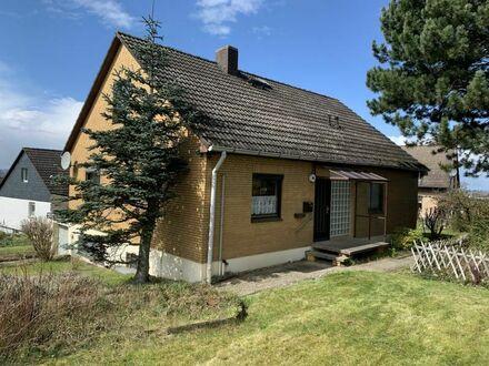 Einfamilienhaus mit Ausbaupotential in guter Wohnlage von Obernkirchen!
