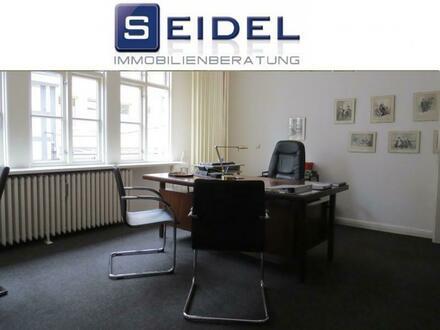 In historischem Ambiente arbeiten, mitten in der Wolfenbütteler Innenstadt