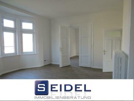 Geräumige 5-Zimmer-Hochparterre - Wintergarten und Gartenanteil inkl.
