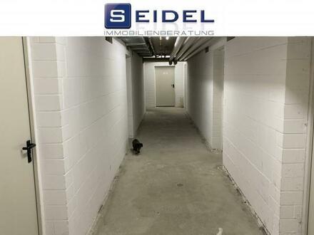 Einzigartig! Teilweise vermietete, moderne Kellerräume im Gewerbegebiet Dornbergsweg als Renditeobjekt zu verkaufen