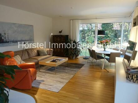 Exklusive 4-Zimmer-Maisonette-Wohnung in Bergedorfer Bestlage