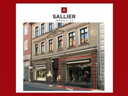 * repräsentative Verkaufsflächen in der Innenstadt *
