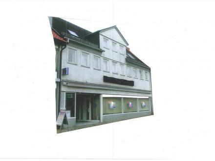 Wohn- und Geschäftshaus Schöppenstedt - Innenstadtlage