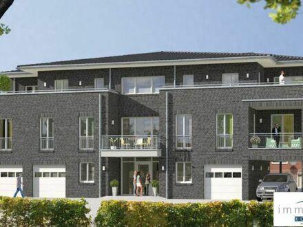 Neubau-Erstbezug! 3-Zimmer Wohnung in zentraler Lage!