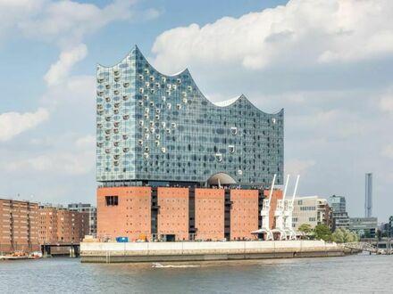 Mit einzigartigem Blick die Elbe entlang: Wohnen in der Elbphilharmonie