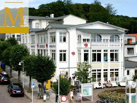 Geschäftshaus in frequentierter Prachtstraße von Sellin