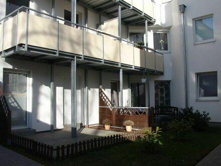 Neubau - mit Terrasse in zentrumsnaher Lage