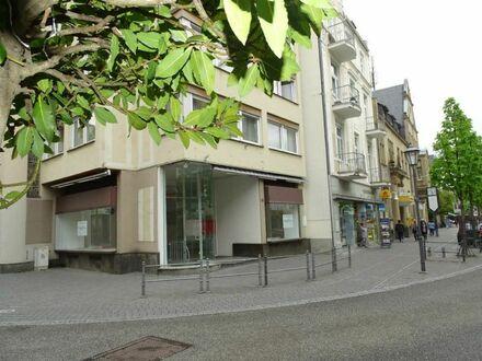 Ladenlokal mit großer Fensterfront - auf 2 Etagen - im Herzen von Bad Neuenahr !