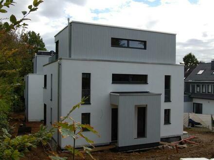 Neubau / Erstbezug!!! Hochwertige und exklusive 3-Zimmer-Maisonette-Wohnung mit Einbauküche, großer Balkon-Terrasse und sep.…