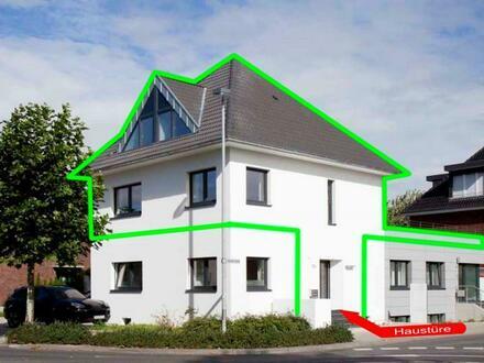 Großzügige Wohnung mit Dachterrasse im Herzen von Erkelenz