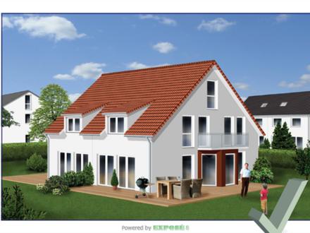 Bezugsfertiges Doppelhaus in ruhiger Lage (inkl. Keller)
