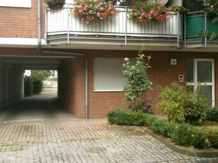 Anlageobjekt: gut vemietetes, schönes Apartment im EG mit PKW-Stellplatz