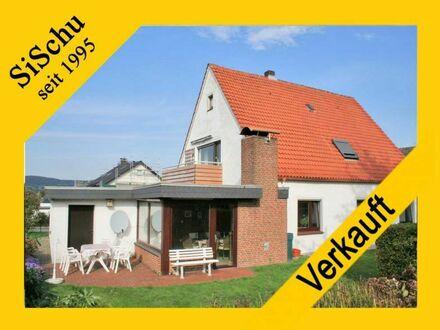 -- Verkauft -- Wohnhaus in bevorzugter Stadtrandlage von Bünde