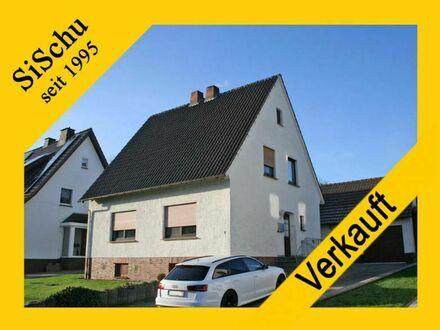 --Verkauft-- Gemütliches Siedlungshaus am Wiehengebirge!