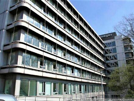 Flexibel gestaltbare Büroetage mit sehr guter Anbindung in Duisburg-Hamborn