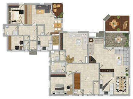 (1083) Zwei-Generationen-Haus der Sonderklasse