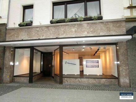 Attraktives Ladenlokal mit großer Fensterfront in 1A-Lage von Eschweiler