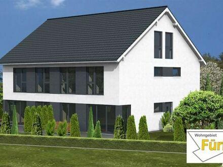 Neubau Doppelhaushälfte in Dornberg