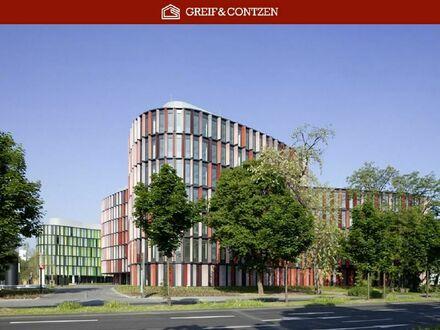 "Exklusive Büroflächen in den ""Cologne Oval Offices"""