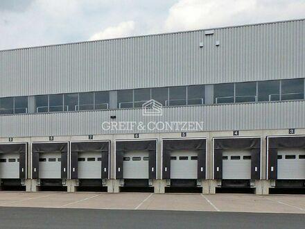 Projektierte Logistikflächen in Gelsenkirchen