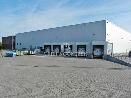 Logistikliegenschaft in Duisburg-Rheinhausen