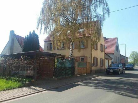 EUPORA® - Immobilien: Wohnhaus mit Garten in Rittersheim