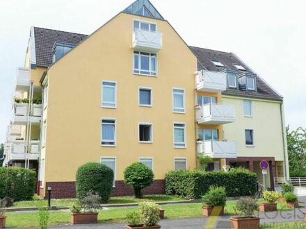 Attraktive Kapitalanlage: Erdgeschosswohnung in Düsseldorf-Volmerswerth!