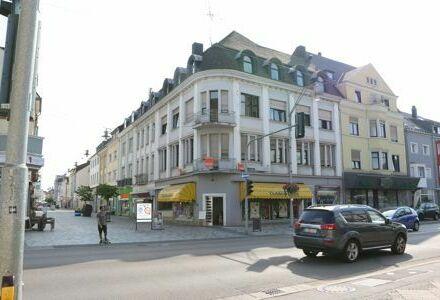 Dillingen - City, 4 ZKB + Balkon, 1.OG, neu renoviert